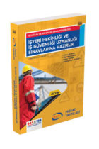 Murat Yayınları İşyeri Hekimliği ve İş Güvenliği Uzmanlığı Sınavlarına Hazırlık