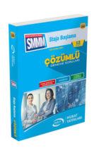 Murat Yayınları SMMM Staja Başlama Çözümlü 12 Deneme Soruları