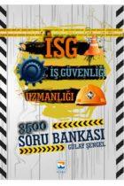 Nisan Kitabevi İSG İş Güvenliği Sınavlarına Hazırlık Soru Bankası 3500 Soru Cevap