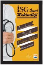 Nisan Kitabevi İSG İşyeri Hekimliği Sınavlarına Yönelik Çalışma Notları