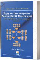 Nisan Kitabevi Ölçek ve Test Geliştirme – Yapısal Eşitlik Modellemesi