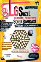 Seans Yayınları 8. Sınıf LGS Sözel Mantık Muhakeme Soru Bankası