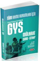 Data Yayınları GYS Mülakat Soru Cevap