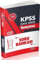 Data Yayınları 2019 KPSS Anayasa Soru Bankası