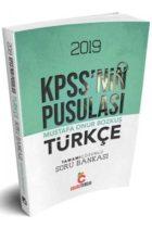 Doğru Tercih Yayınları 2019 KPSS'nin Pusulası Türkçe Tamamı Çözümlü Soru Bankası