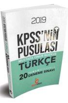 Doğru Tercih Yayınları 2019 KPSS'nin Pusulası Türkçe Tamamı Çözümlü 20 Deneme