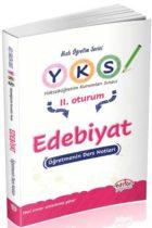 Editör Yayınları YKS 2. Oturum Edebiyat Öğretmenin Ders Notları