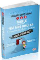 Editör Yayınları LGS Türkçe Mantık-Muhakeme Soruları Nasıl Çözülür