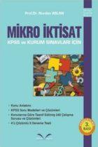 İkinci Sayfa Yayınları KPSS A Grubu ve Kurum Sınavları İçin Mikro İktisat
