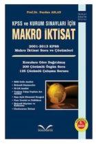 İkinci Sayfa Yayınları KPSS ve Kurum Sınavları İçin Makro İktisat