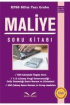 İkinci Sayfa Yayınları Maliye Soru Kitabı 5.Basım