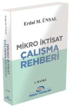 Murat Yayınları Mikro İktisat Çalışma Rehberi