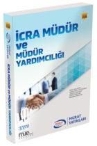 Murat Yayınları İcra Müdür ve Müdür Yardımcılığı Konu Anlatımlı Kod:2530