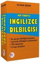 Pelikan Yayıncılık Her Yönüyle İngilizce Dilbilgisi