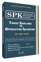 İkinci Sayfa Yayınları SPK Takas Saklama ve Operasyon İşlemleri