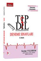 Pelikan Yayınları TIP DİL – TUS Deneme Sınavları