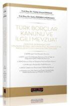 Savaş Yayınları Türk Borçlar Kanunu ve İlgili Mevzuat