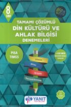 Yanıt Yayınları 8. Sınıf Din Kültürü ve Ahlak Bilgisi Tamamı Çözümlü Denemeleri