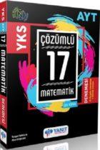 Yanıt Yayınları AYT Matematik Çözümlü 17 Deneme