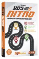 İrem Yayıncılık YDS Nitro Soru Bankası 2 Son Aşama