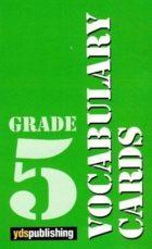 Ydspuplishing Yayınları Grade 5 Vocabulary Cards