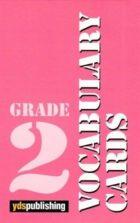 Ydspuplishing Yayınları Grade 2 Vocabulary Cards