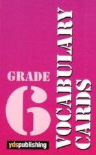Ydspuplishing Yayınları Grade 6 Vocabulary Cards
