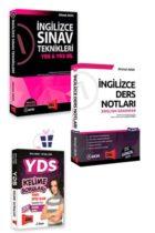 Akın Dil & Yargı Yayınları YDS Hazırlık Seti 1 + HEDİYELİ