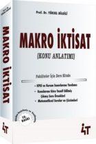 4T Yayınları Makro İktisat Konu Anlatımı 10. Baskı