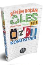 Benim Hocam Yayınları 2018 ALES Sözel Sayısal Yetenek Özet Konu Kitabı