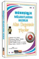 Kariyer Meslek Yayınları Mübaşirlik Mülakatlarına Hazırlık Altın Değerinde Tüyolar