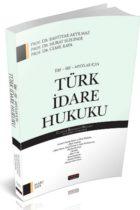 Savaş Yayınları İİBF, SBF, MYO'lar İçin Türk İdare Hukuku