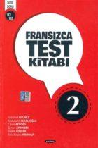 Kurmay Yayınları Fransızca Test Kitabı 2