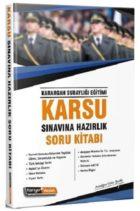 Kariyer Meslek Yayınları 2019 KARSU Karargah Subaylığı Sınavına Hazırlık Soru Kitabı