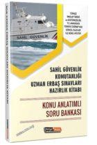 Kariyer Meslek Yayınları Sahil Güvenlik Komutanlığı Uzman Erbaş Sınavlarına Hazırlık Kitabı Konu Anlatımlı Soru Bankası