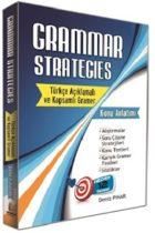 Grammar Strategies Türkçe Açıklamalı ve Kapsamlı Gramer Konu Anlatımı Kapadokya Yayınları