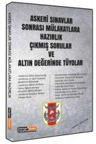 Kariyer Meslek Yayınları Askeri Sınavlar Sonrası Mülakatlara Hazırlık Çıkmış Sorular ve Altın Değerinde Tüyolar