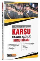 Kariyer Meslek Yayınları 2019 KARSU Karargah Subaylığı Eğitim Sınavı Konu Kitabı