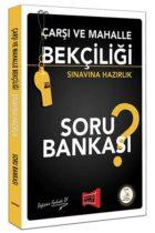 Yargı Yayınları Çarşı ve Mahalle Bekçiliği Sınavına Hazırlık Soru Bankası