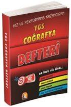 YGS Coğrafya Defteri Kapadokya Yayınları