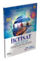 Murat Yayınları İktisat Akıllı Defter Kod:1396
