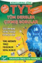 Özgül Yayınları TYT Tüm Dersler Çıkmış Sorular Tek Kitap