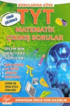 Özgül Yayınları TYT Matematik Çıkmış Sorular