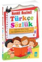 Ema Kitap Renkli Resimli Türkçe Sözlük