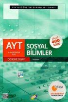 FDD Yayınları AYT Sosyal Bilimler Deneme Sınavı