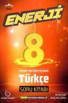 Palme Yayınları 8. Sınıf Türkçe Enerji Soru Kitabı