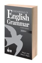 Pearson Education Fundamentals of English Grammar with Answer Key
