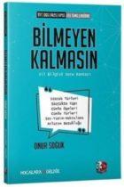 Hocalara Geldik TYT DGS ALES KPSS Bilmeyen Kalmasın Dil Bilgisi Soru Bankası