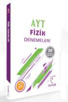 Karekök Yayınları AYT Fizik Çözümlü 30 Deneme