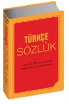 Ema Kitap Büyük Türkçe Sözlük
